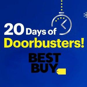 Save Big 20Days of Doorbusters @BestBuy