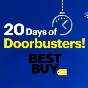 KitchenAid 专业版 500系列$199.99进行中: Best Buy 20天每日一款清仓好价产品, 12月1日开抢