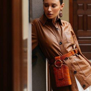 低至5.5折 收超可爱Susan Alexandra串珠包Shopbop 季末美包专场大促 Parisa Wang爆款腰包$156