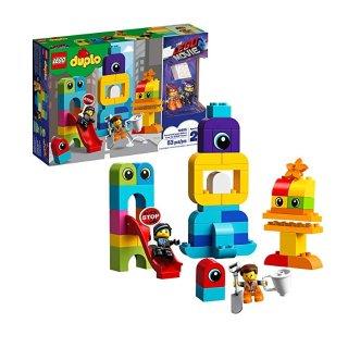 低至$7.99 封面款降至史低价$23.99史低价:LEGO Duplo 德宝系列拼搭玩具,2-5岁娃的安心玩具