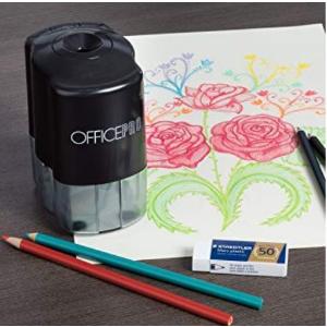 闪购$14.44(原价$25.99)OfficePro自动削铅笔器