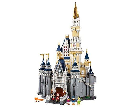 迪斯尼城堡 - 71040
