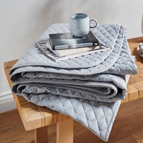 纯棉床单£4 变相3.5折起In Homeware 两周年庆 超便宜的北欧风床上用品
