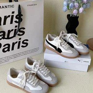 满额7.2折 €63收Veja小白鞋24S 美鞋大促 超多新款折扣入手 €285收德训鞋 麦昆也参加