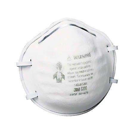 N95 8200防护口罩 20个