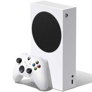 $379.96+包邮Xbox Series S 次世代游戏主机 现货