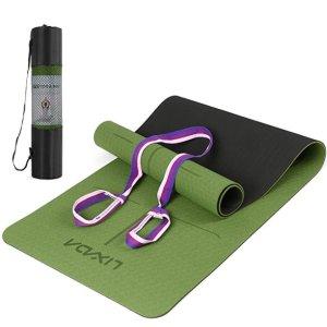 $17.99Dealmoon Exclusive: Amazon Lixada Yoga Mat