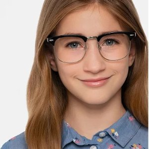 EyeBuyDirect眉框儿童眼镜