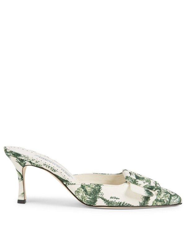 Maysale 穆勒鞋