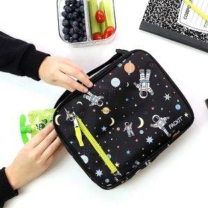 $14.60 (原价$21.50)PackIt 超可爱太空人午餐包 可冷藏