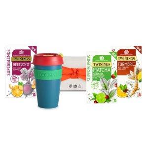 Twinings风味茶+茶杯礼盒