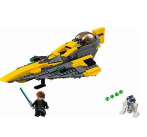 LEGO - Star Wars Anakin's Jedi Starfighter 75214