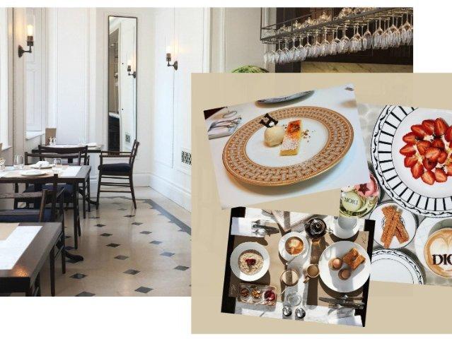 时尚和美食结合:Hermès、Ch...