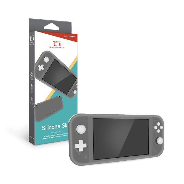 Hyperkin Nintendo Switch Lite 灰色硅胶保护套