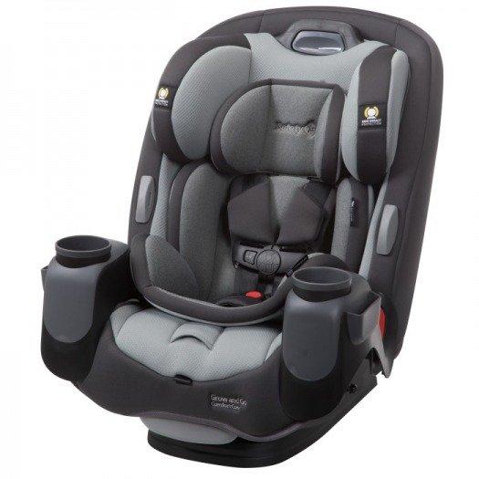 Grow and Go™ Comfort Cool 全合一儿童安全座椅