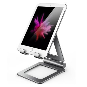 $8.99iPad Stand for Tablet Holders Adjustable iPhone Mobile Cell Phone Desk Stands