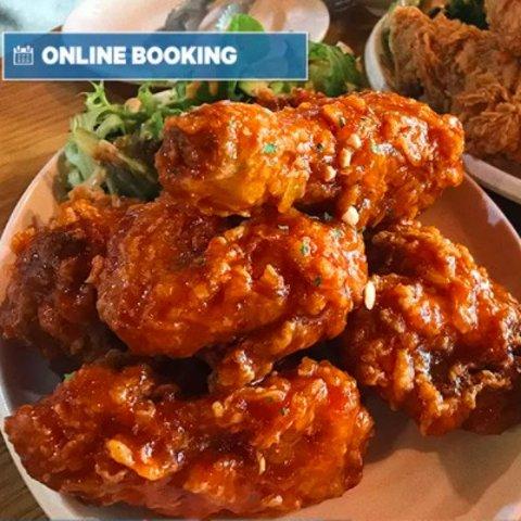 $32(原价$52)ABC Chicken墨尔本餐厅 双人韩式炸鸡套餐