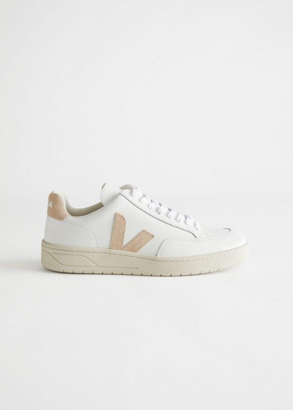 Veja V-12小白鞋