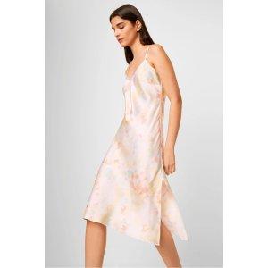 French ConnectionSade Tie Dye Maxi Slip Dress