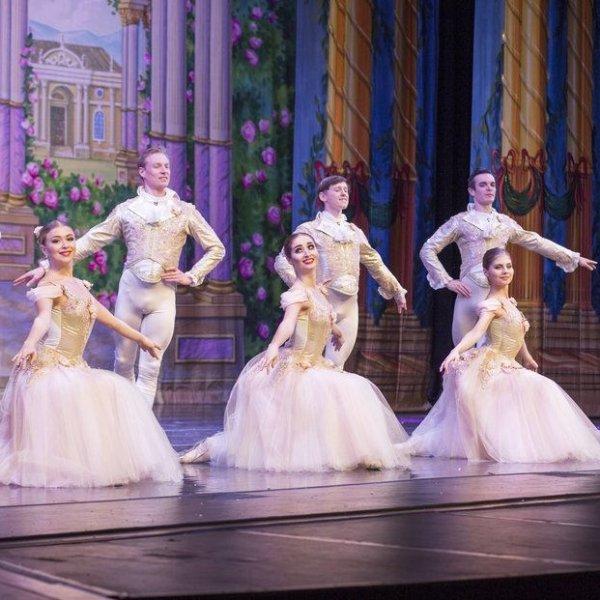 莫斯科芭蕾舞团胡桃夹子芭蕾舞剧 伯明翰 12月28日场