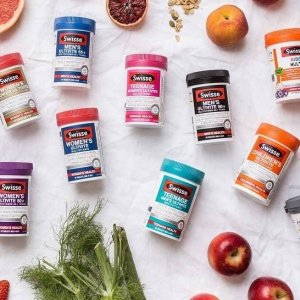As Low As $7.68Swisse Wellness Products Sale