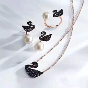 8折+满减€8+免邮中国Swarovski 首饰精选,收经典黑天鹅、恶魔之眼、跳动的心
