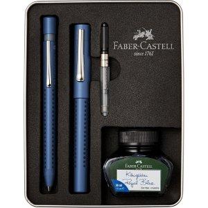 5.6折!仅€19.99入手Faber Castell 辉柏嘉 超值钢笔礼盒套装 匠心设计 送礼必备良品