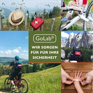 德国制造 近五星好评GoLab超级实用的急救包推荐 仅售19.9欧