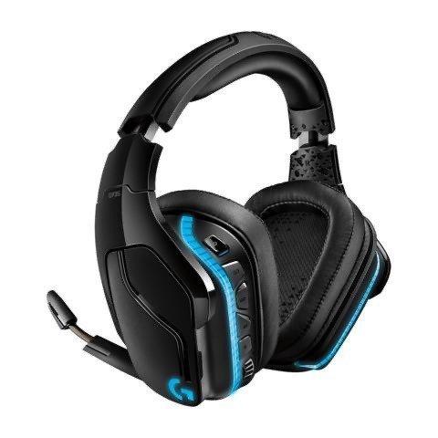 G935 DTS:X 7.1 RGB 无线游戏耳机