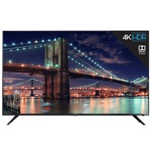 $499TCL 65R615 65吋 4K超高清HDR Roku智能电视 翻新版