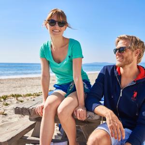 买3件享额外7.5折独家:US polo Assn.男女T恤多买多省优惠