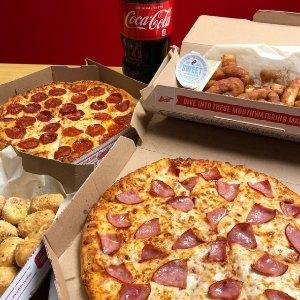 满£40享6.5折Dominos 英国最大披萨连锁好折回归 Pizza Night 燥起来