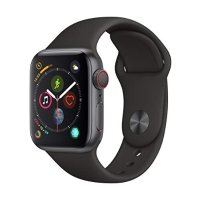 Apple Watch Series 4 (GPS + Cellular, 40mm) 灰色