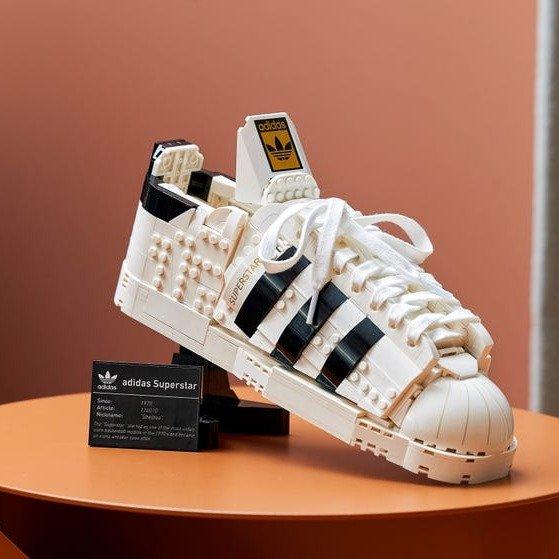 adidas 三叶草 Superstar 10282   Other