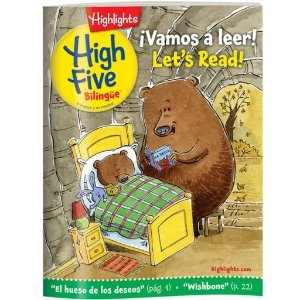 Magazine in Spanish for Kids | Highlights High Five Bilingue