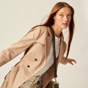 全场7折 €46.9收打底衫Ted Baker官网 秋装热促 收高级感大衣、毛衣 风度温度都在线