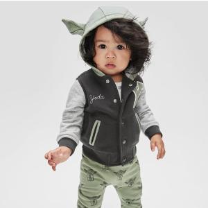 低至5折 长厚款外套$69GAP 儿童服饰、鞋履、配饰等优惠,特价区低至4折+额外5折