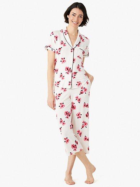 小玫瑰睡衣套装