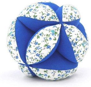 Montessori Kicking Ball Cotton Puzzle Ball