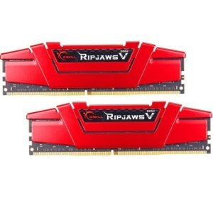 $109.99G.SKILL Ripjaws V Series 32GB (2 x 16GB) 288-Pin DDR4 SDRAM DDR4 3600