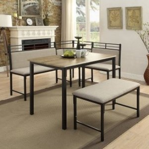 低至7.2折Hayneedle 精选时尚餐桌椅套装促销热卖