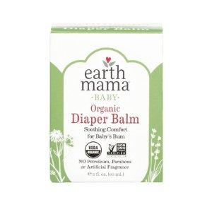 Earth Mama Organic Diaper Balm : Target
