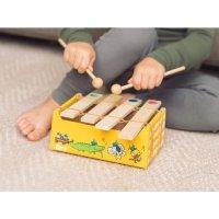 kiwico 自制乐器,适合年龄3-4