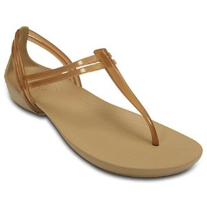 Crocs女士人字拖凉鞋