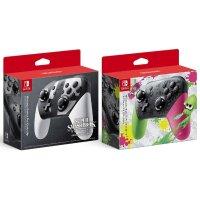 Nintendo Switch Pro 手柄 大乱斗版/喷射战士版 二选一