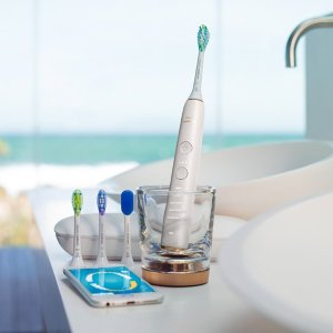 $169.95Philips Sonicare DiamondClean Smart Electric, Rechargeable toothbrush for Complete Oral Care 9300 Series