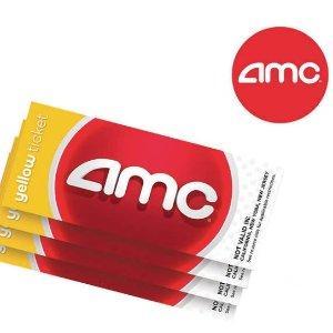 Save $6AMC 4-pack Movie Tickets