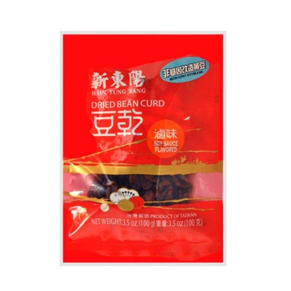 新东阳 卤味豆干 非基因改造黄豆使用 100g