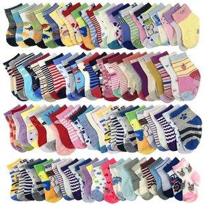 $8.9920 Pairs Baby Socks Wholesale for Infant Toddler Kids Children