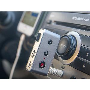 $10.99 (原价$39.99)iSunnao BT710 车载蓝牙音频接收器
